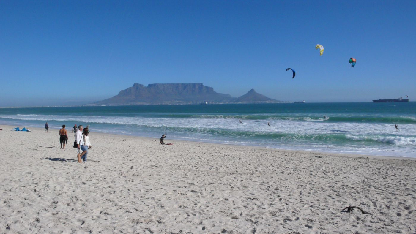 Hey Table Mountain from the other side=
