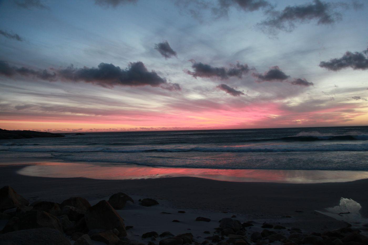 Beautiful Llandudno beach=