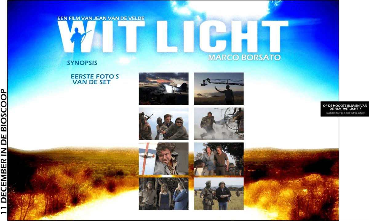 Wit Licht website