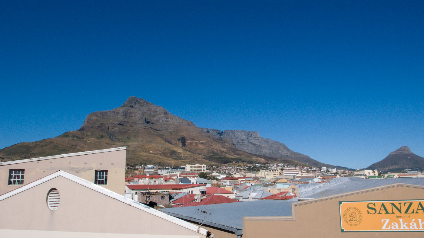 Again Hot here in Cape Town=